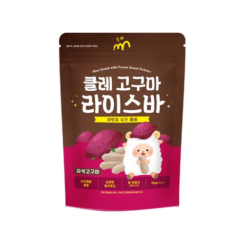고구마 라이스바 1봉(30g)